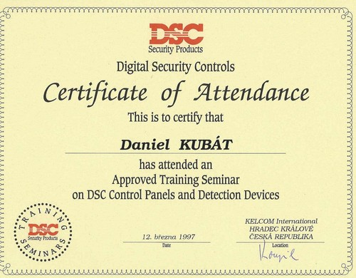 DSC Security Products